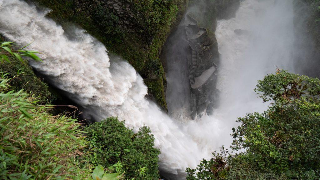 banos places to visit in ecuador