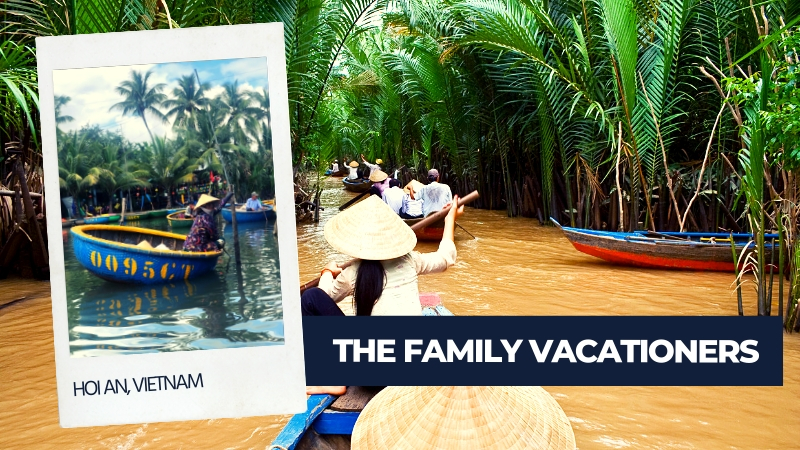 family vacationer type of traveller