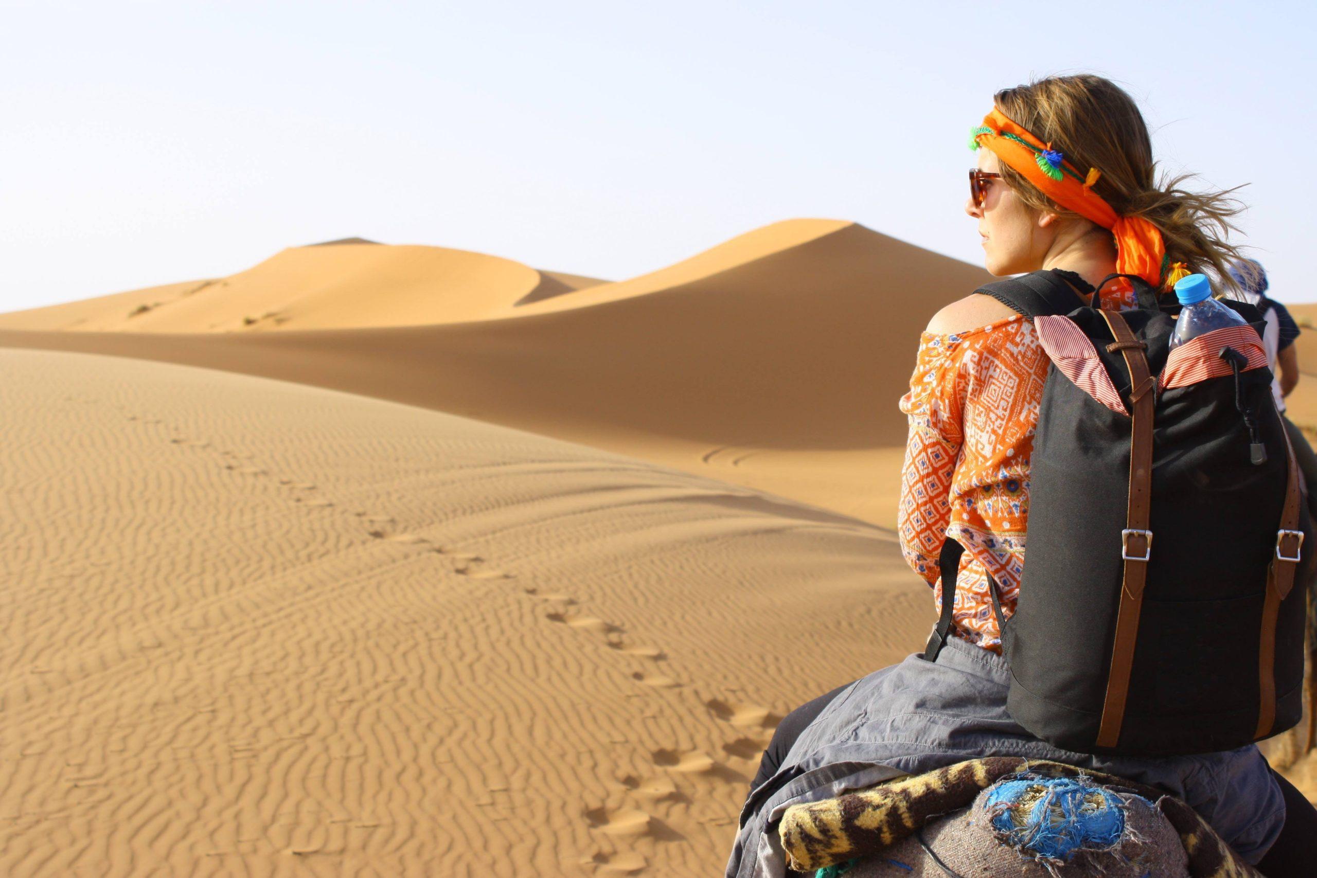 moroccan desert trip