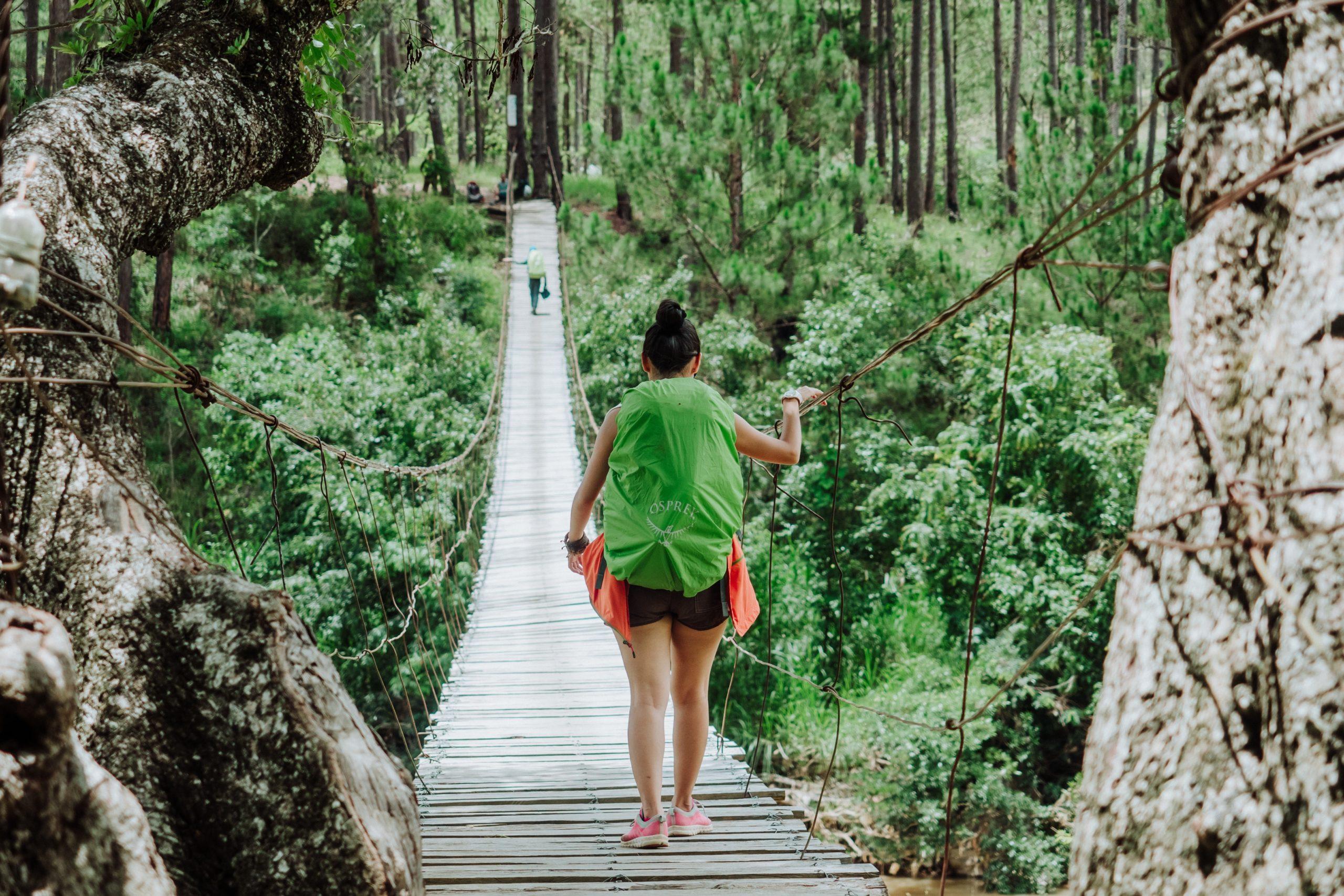 trekking Dalat Vietnam