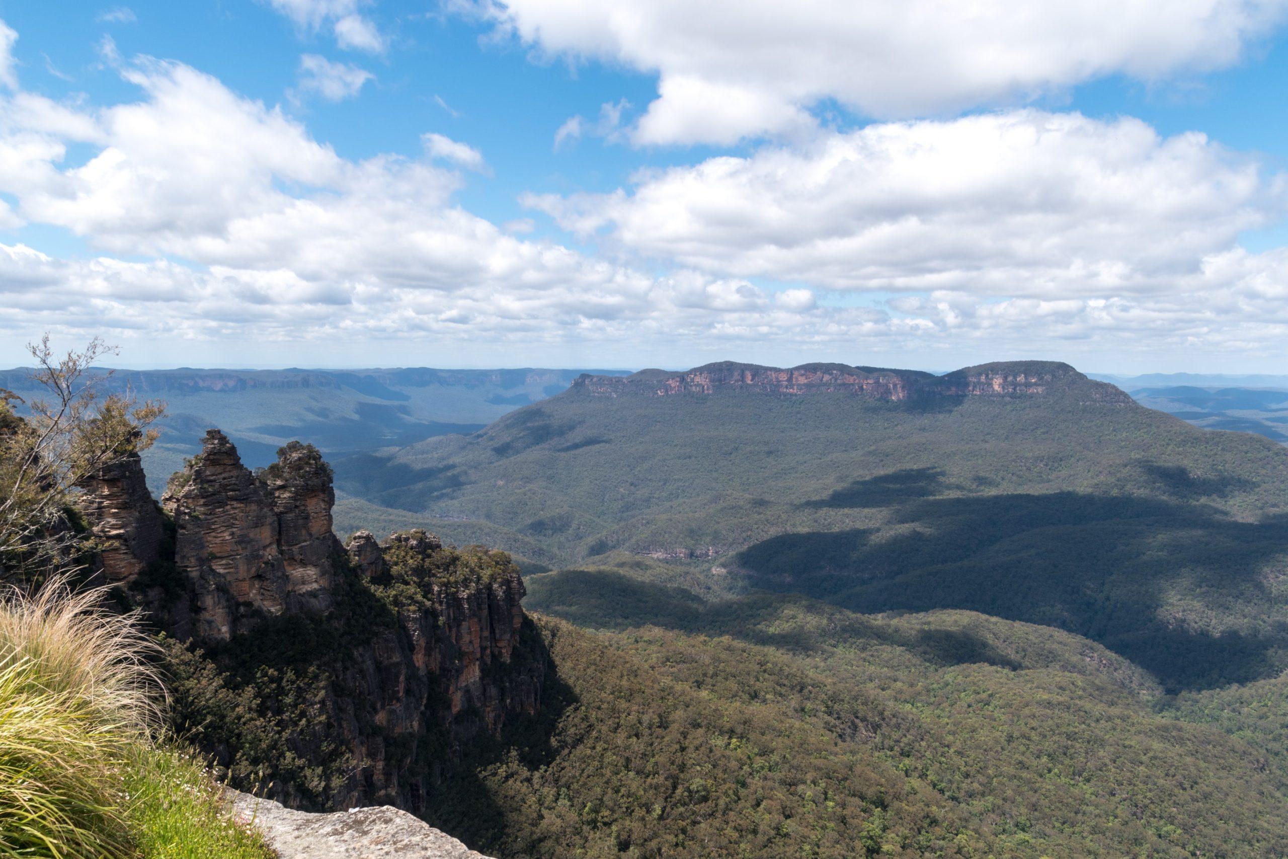 Australia Trip blue mountains Sydney