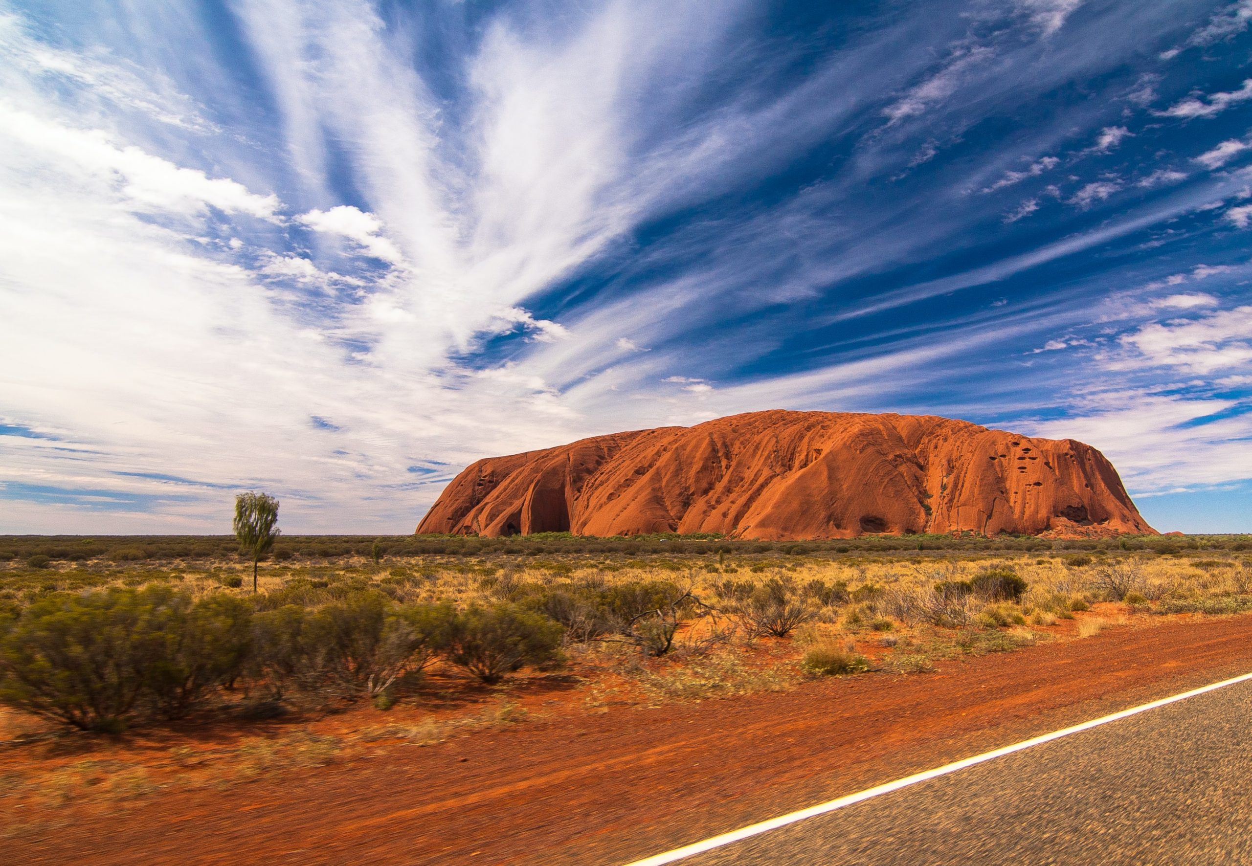 Australia trip Uluru
