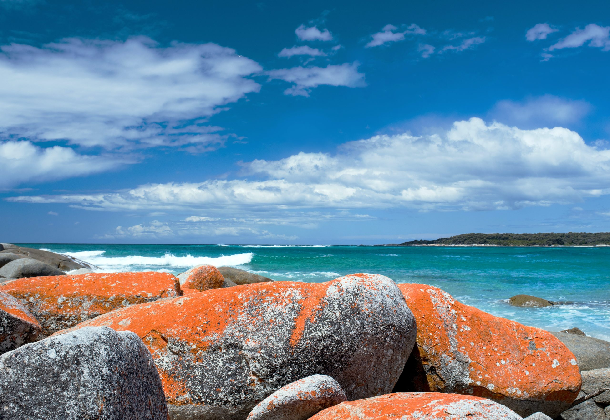 Bay of Fires to Hobart