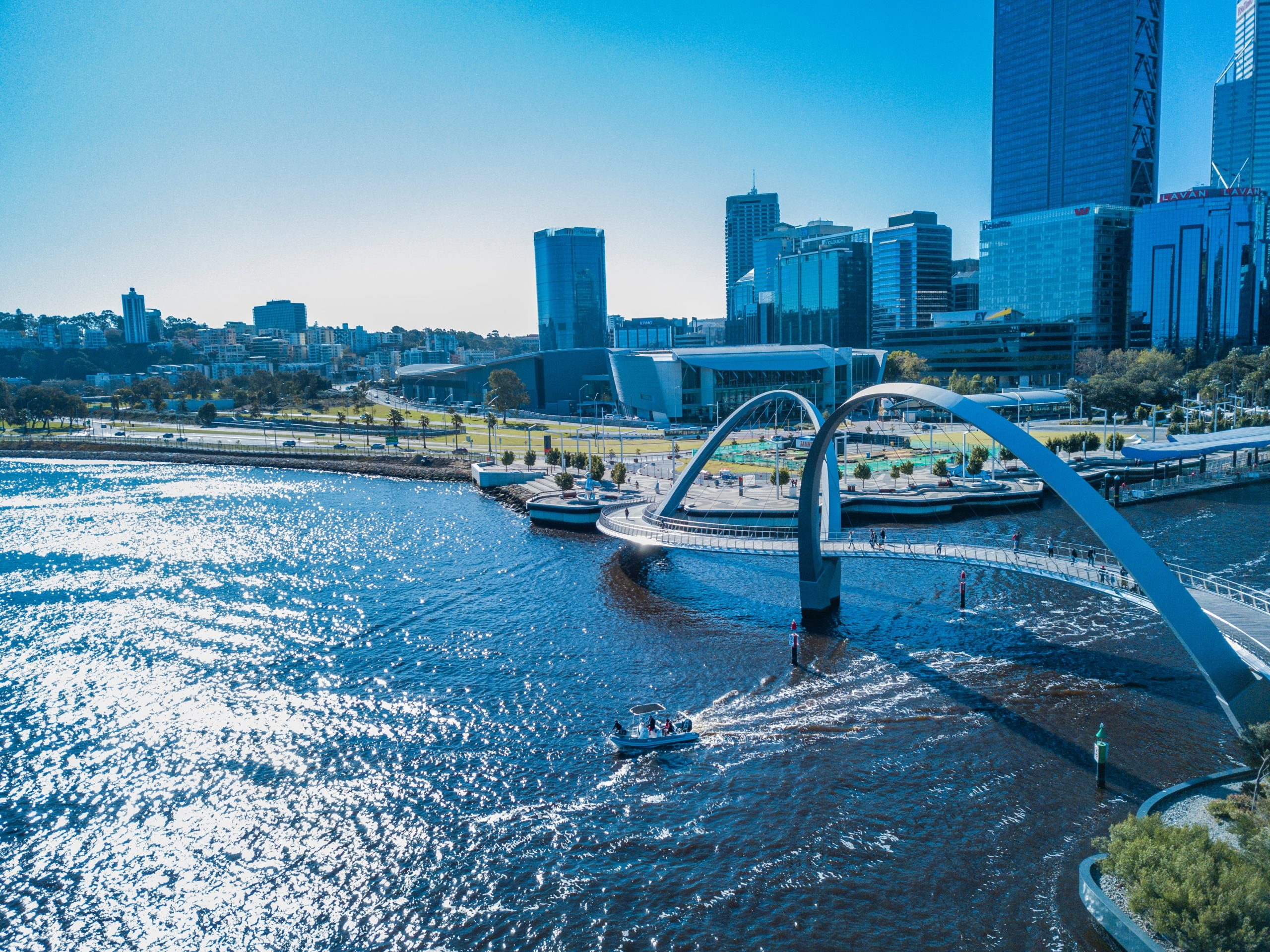 Perth Tour