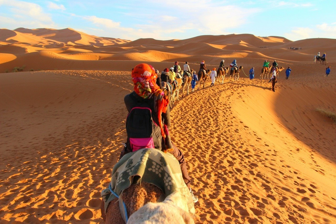 5-Day The Charms Of Morocco - Morocco Itinerary