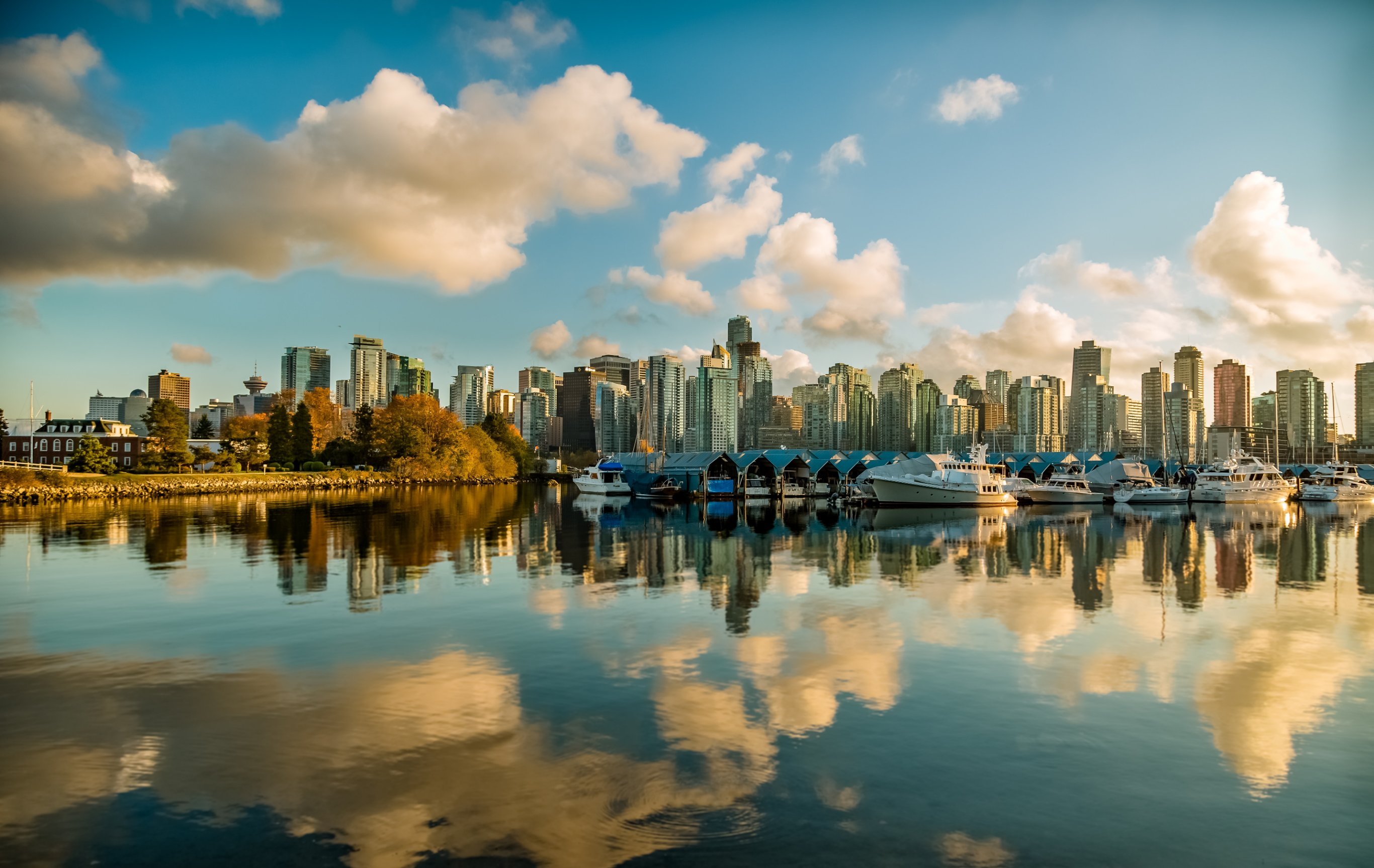 7-Day Taste of West Canada - Canada Itinerary