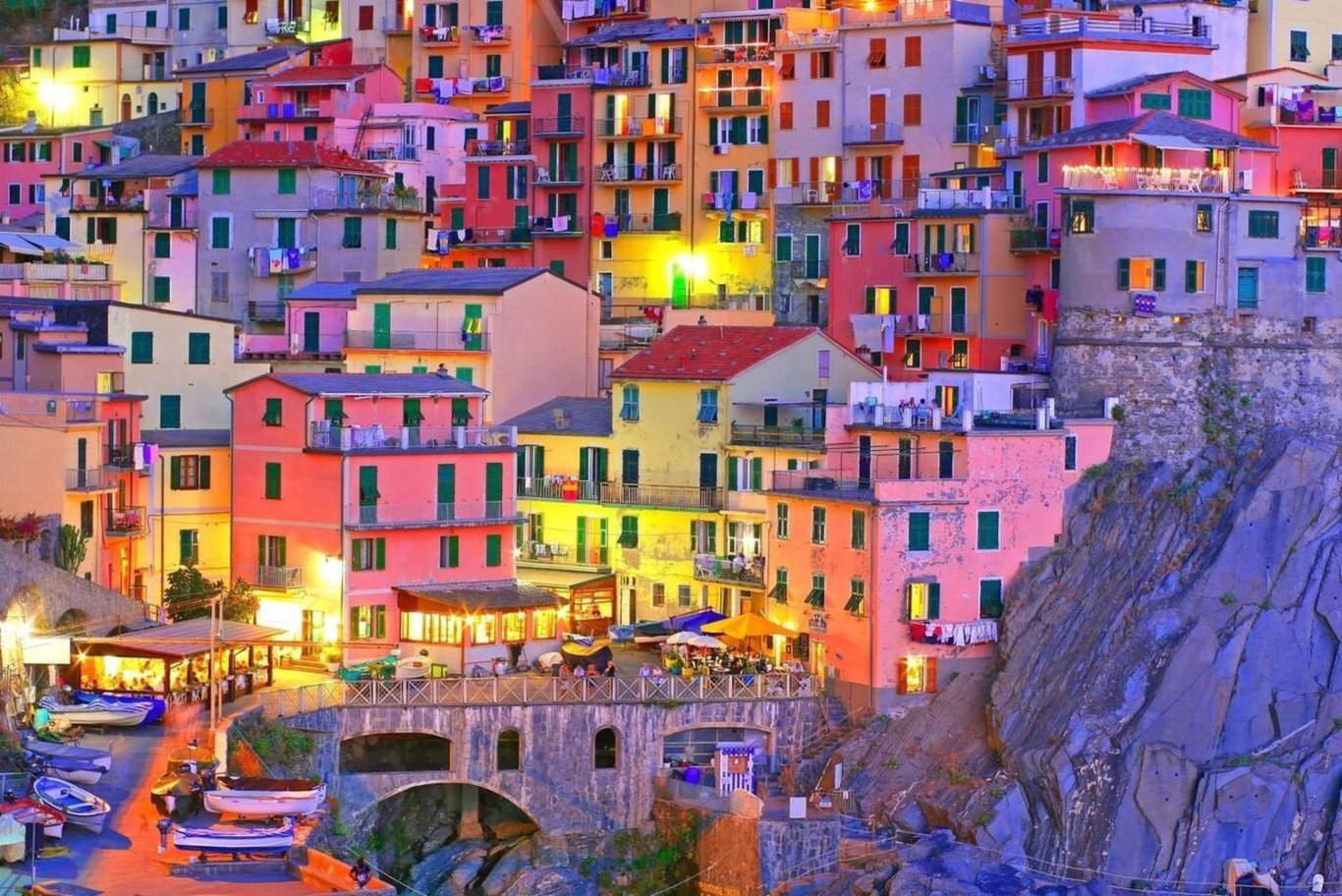 7-Day Cinque Terre Hiking Adventure - Italy Itinerary