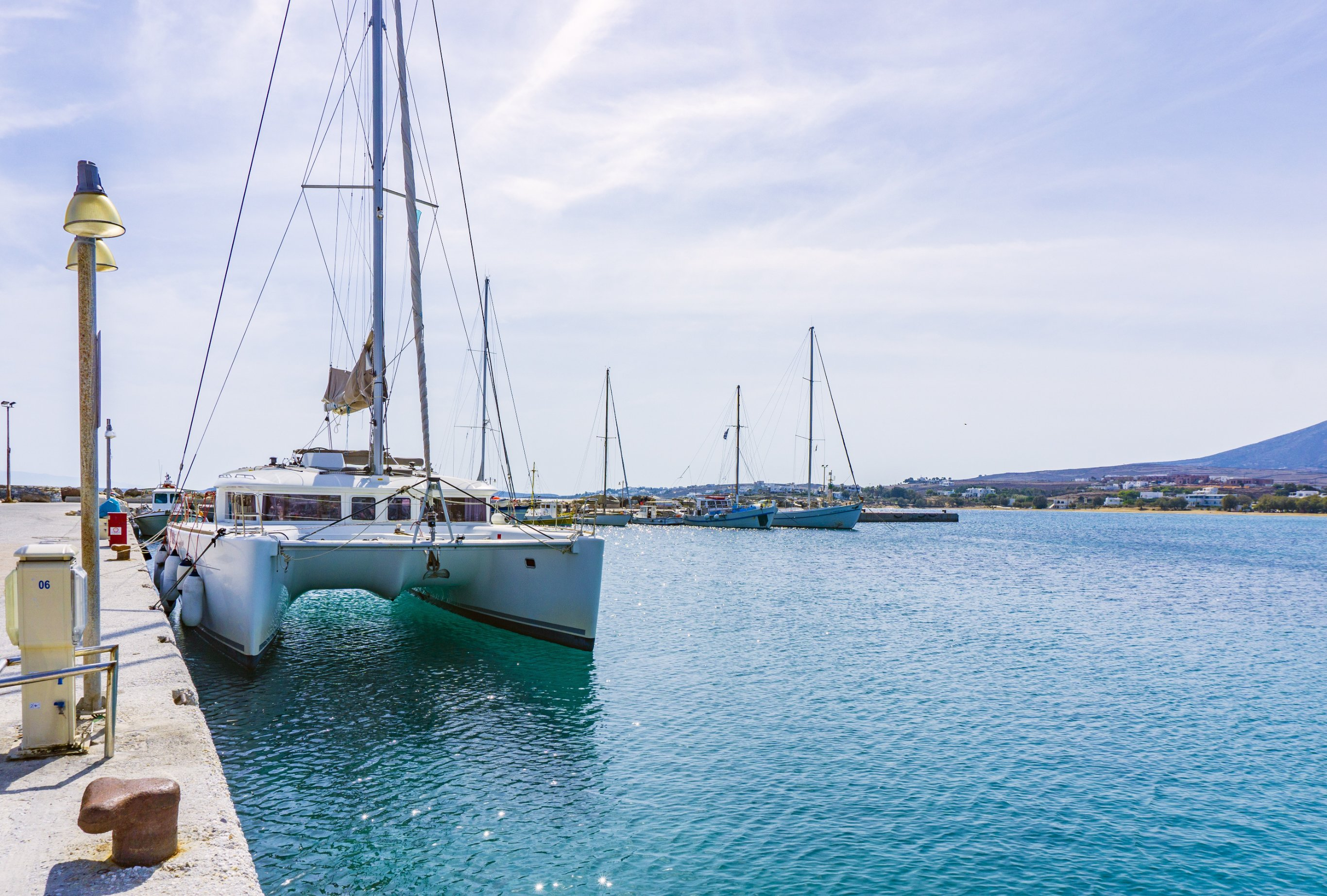 5-Day Sail the Greek Islands - Greece Itinerary