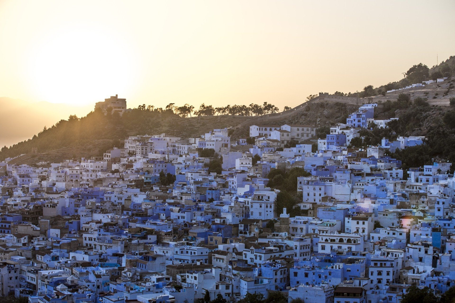 6-Day Ancient Capitals and the Blue City - Morocco Itinerary