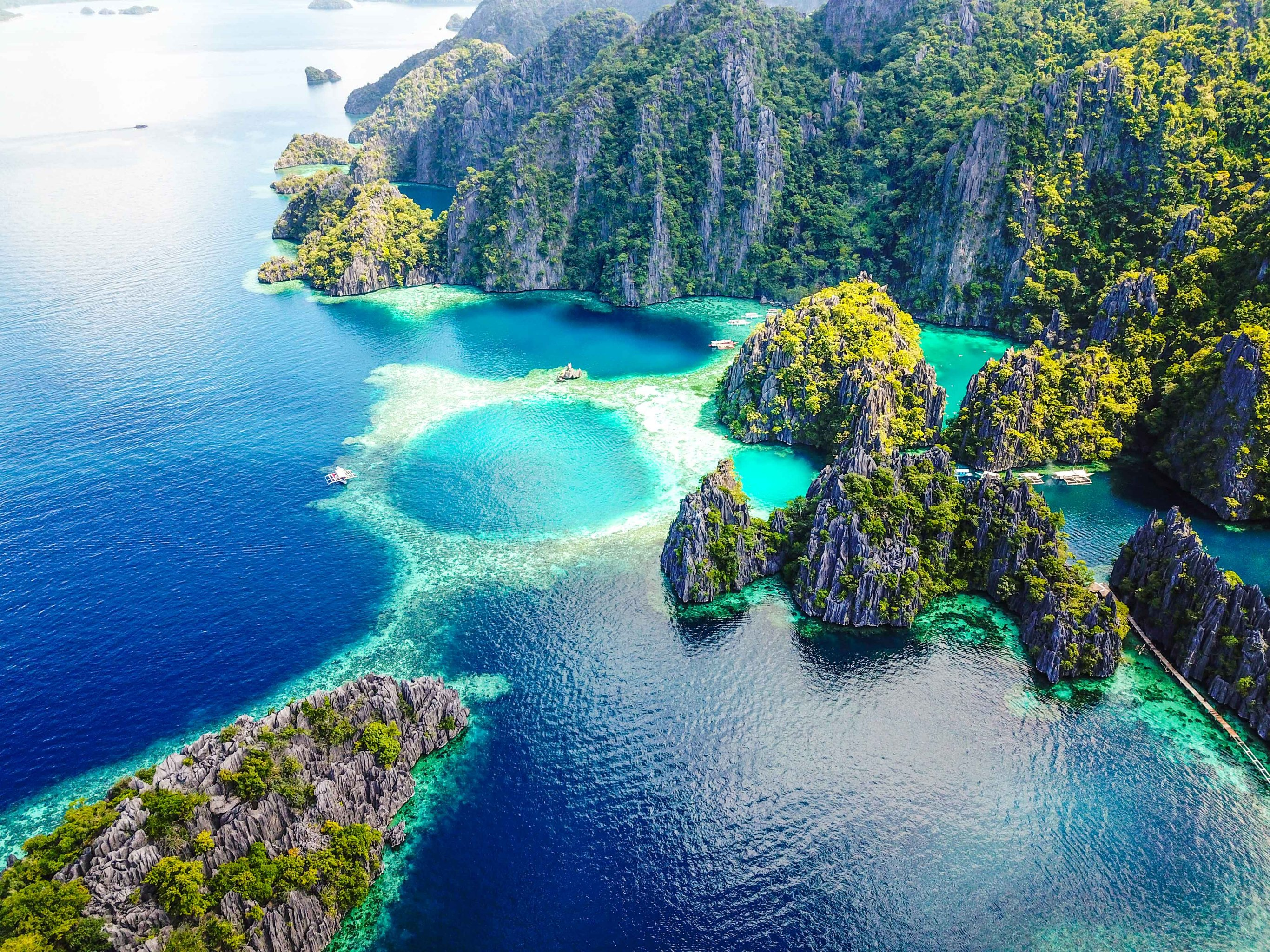 7-Day Palawan A World of Water - Philippines Itinerary