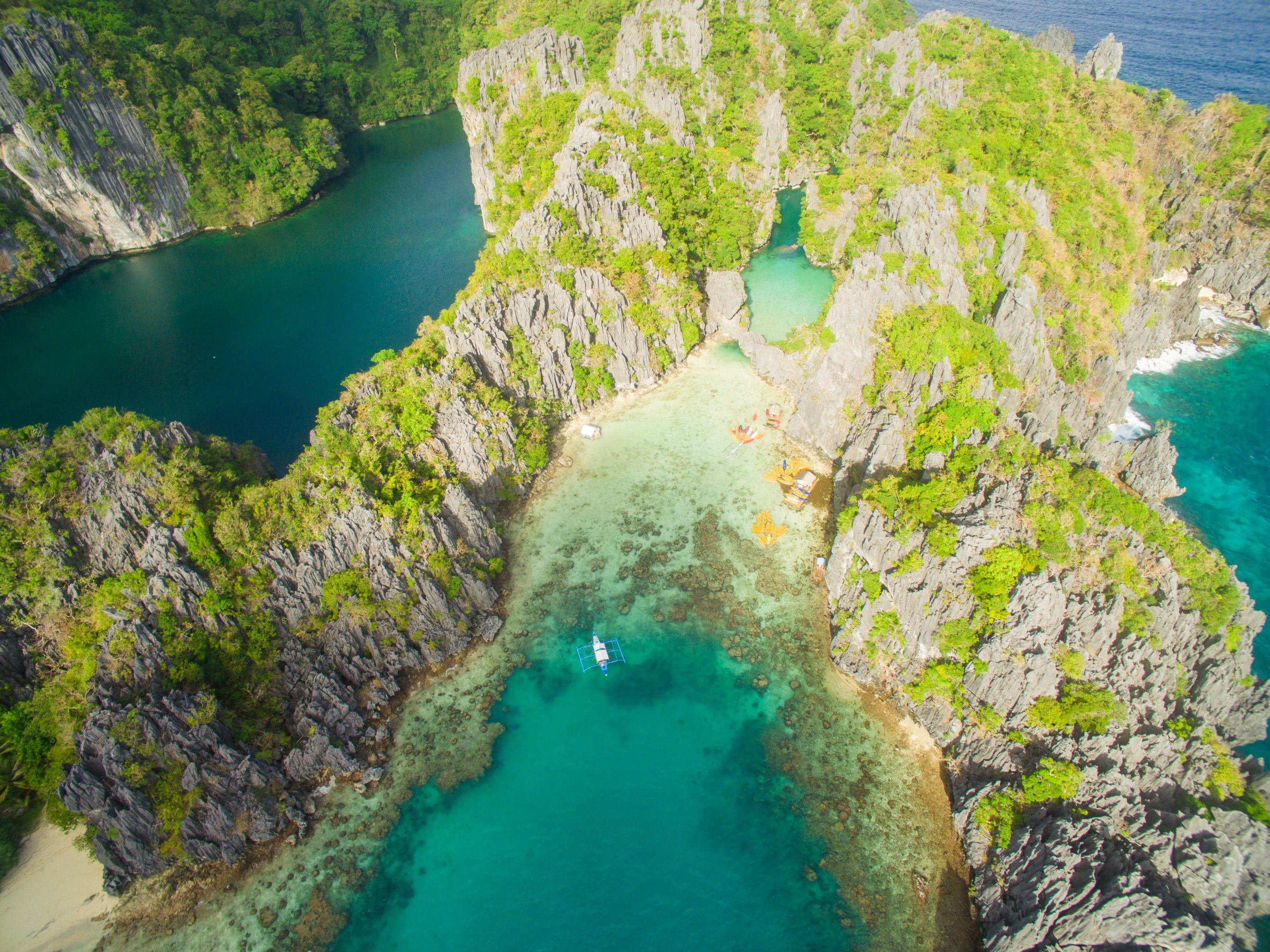 4-Day Relaxing El Nido Getaway - Philippines Itinerary