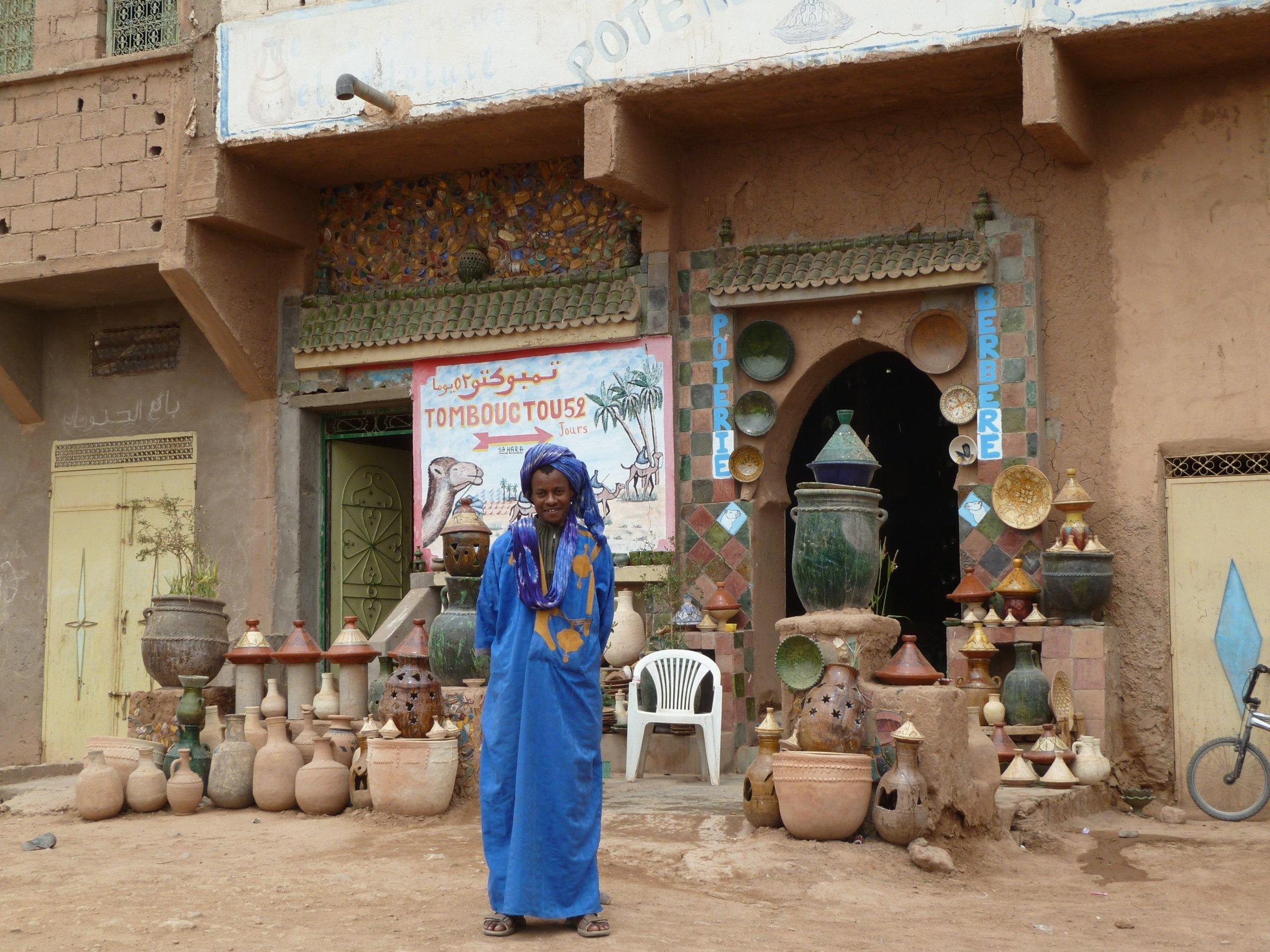 6-Day Marrakesh, High Atlas and Sahara Experiences - Morocco Itinerary