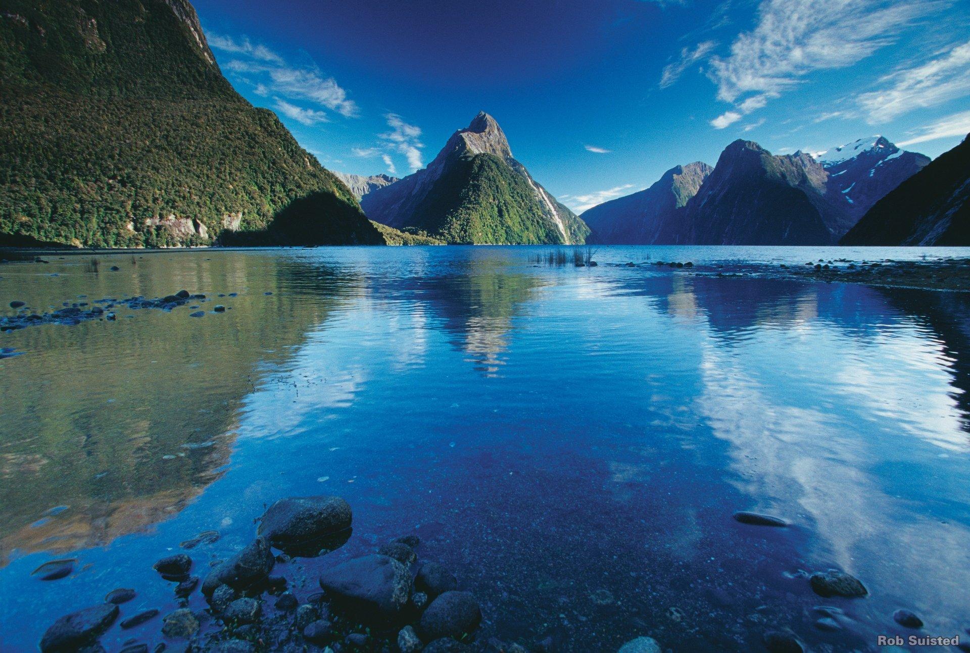 8-Day New Zealand Highlights - New Zealand Itinerary