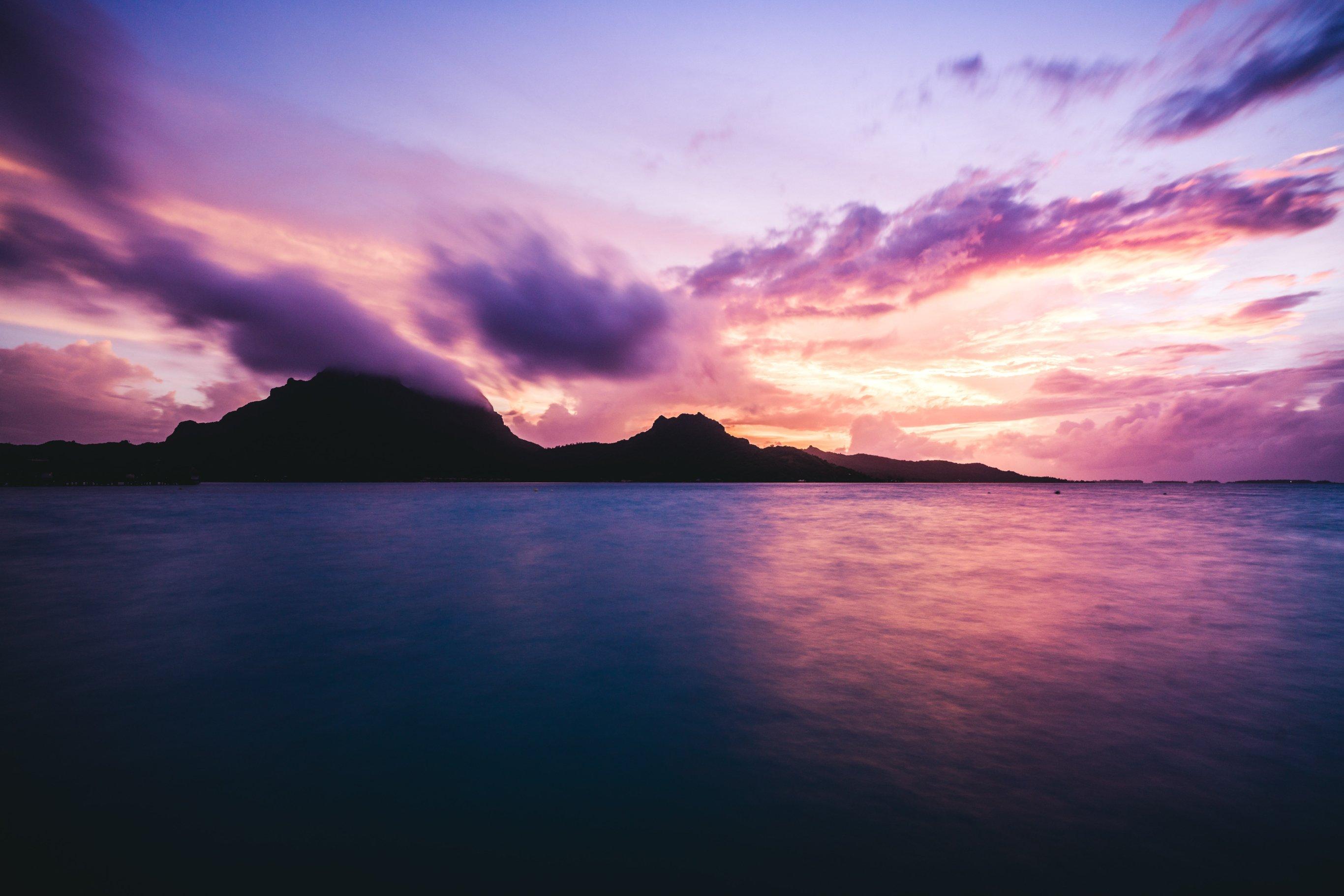 7-Day Moorea and Bora Bora In Style - French Polynesia Itinerary