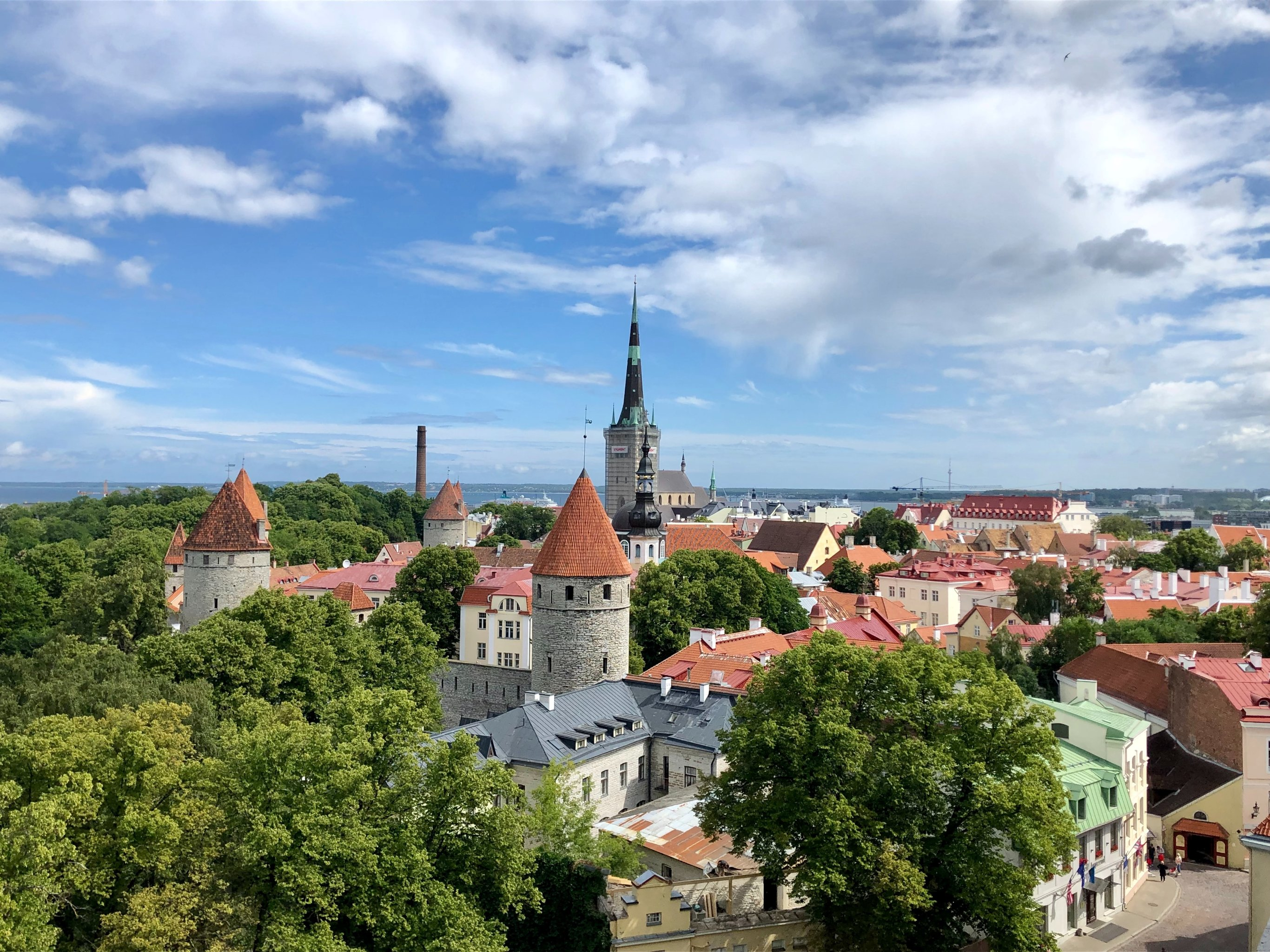 10-Day Classic Tour of the Baltic States - Latvia and Estonia Itinerary