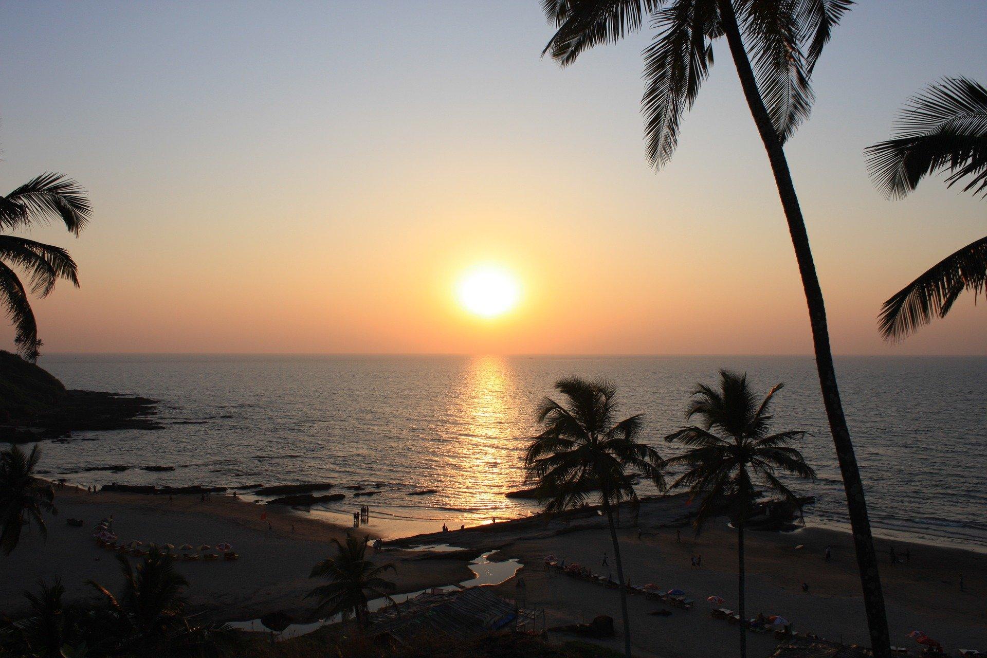 6-Day Pristine Beaches of Goa - India Itinerary