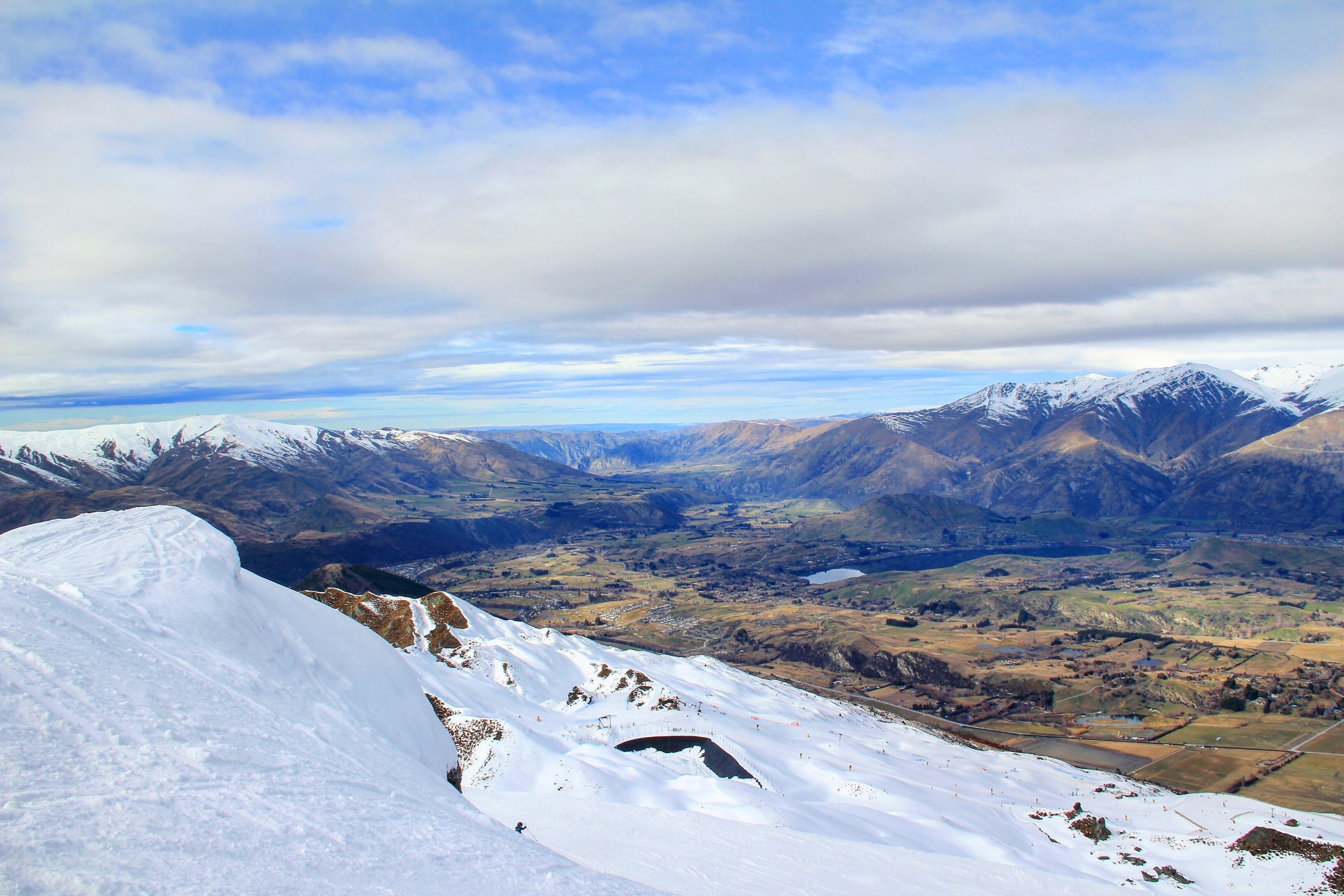 3-Day Queenstown Exclusive Luxury Skiing Tour - New Zealand Itinerary