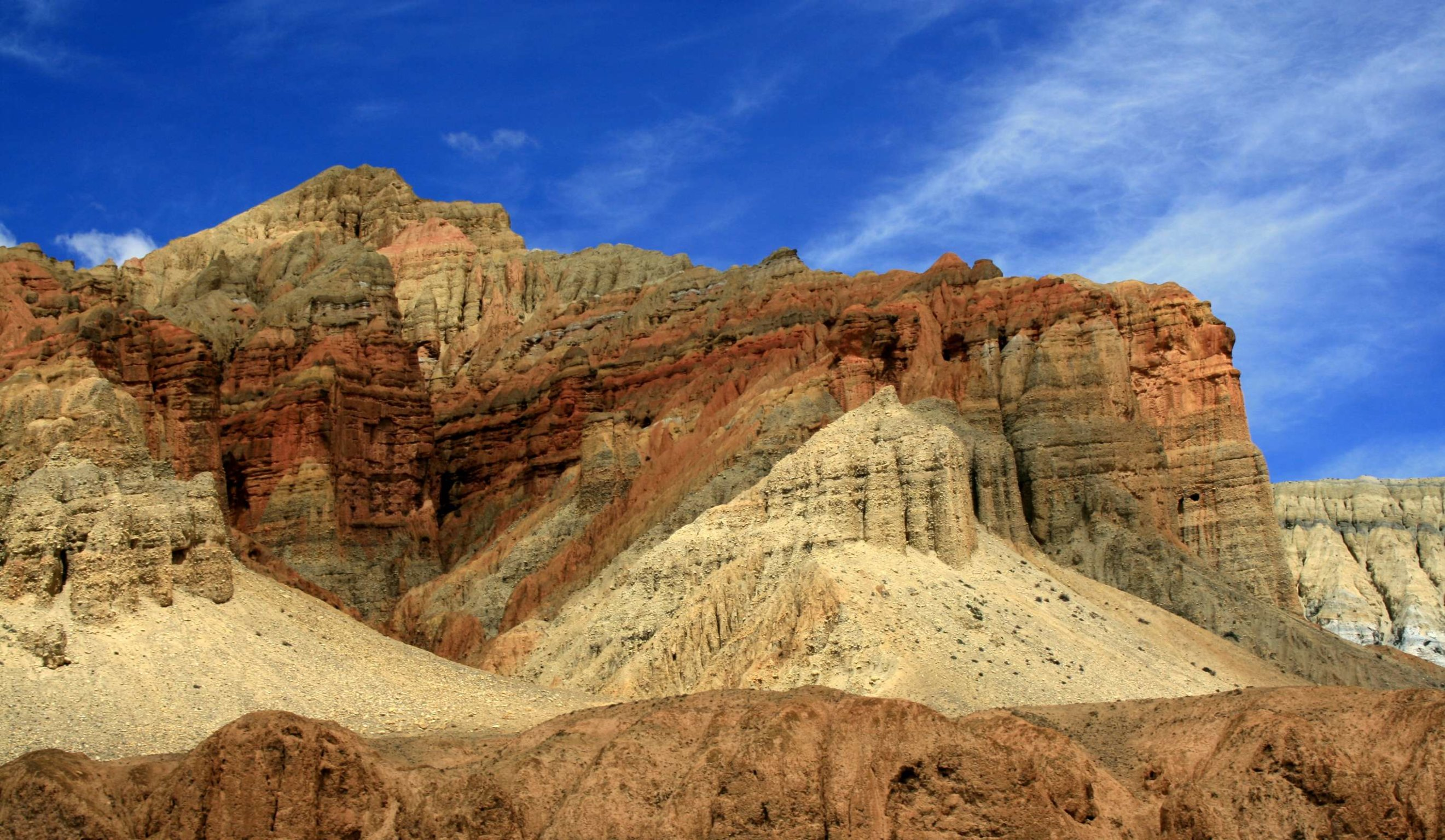 17-Day Upper Mustang Trekking - Nepal and United States Itinerary