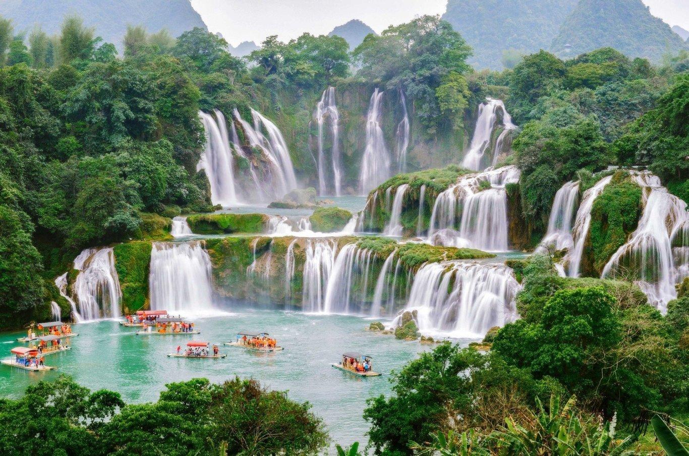 3-Day Ba Be Lake & Ban Gioc Waterfall - Vietnam Itinerary