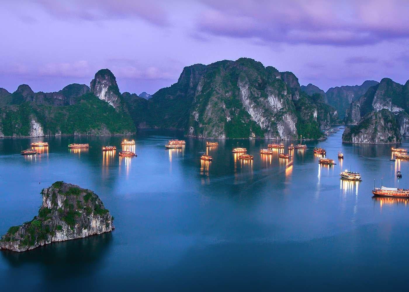 6-Day Hanoi, Sapa & Halong Bay - Vietnam Itinerary