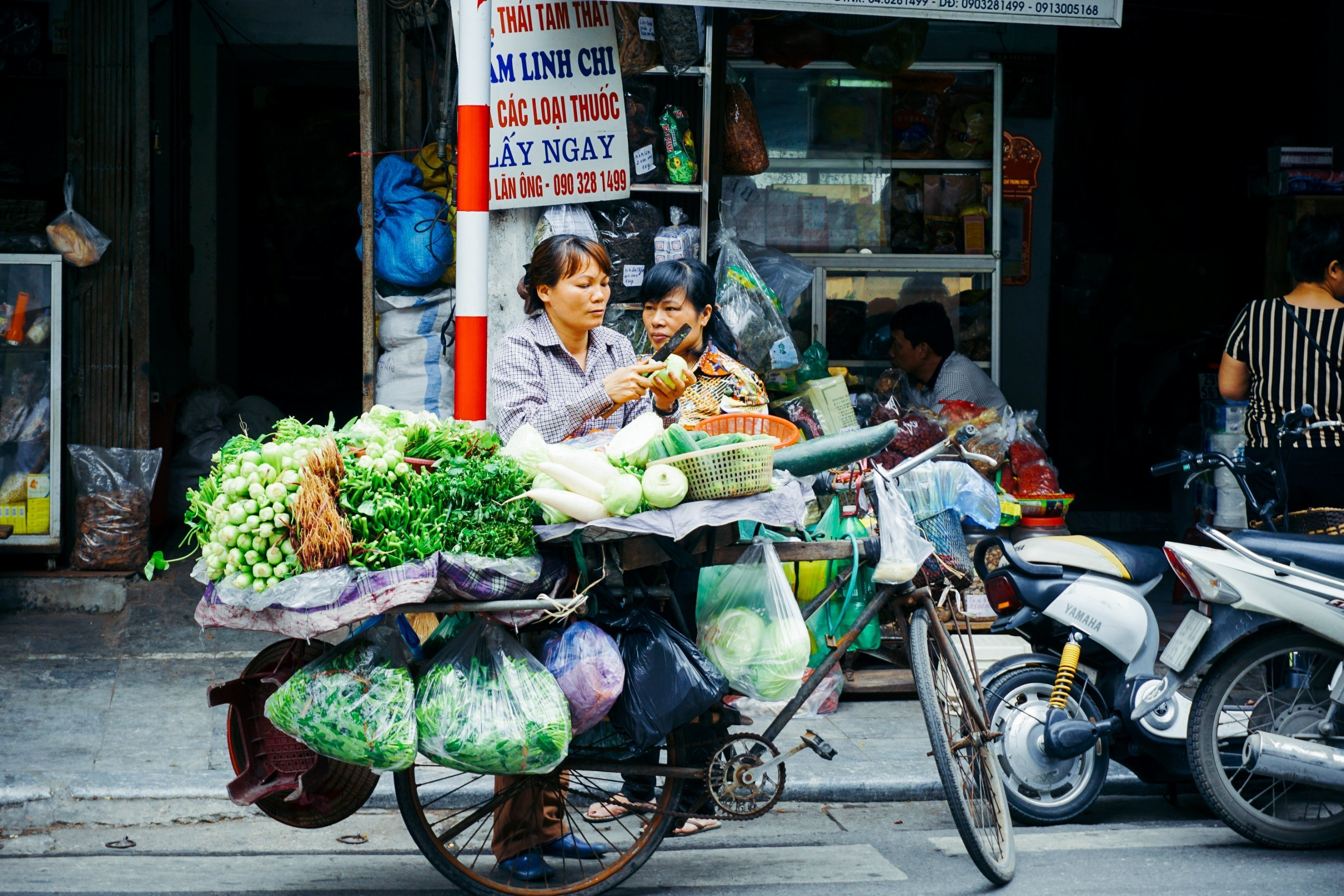 1-Day Sights & Scents of Ho Chi Minh City - Vietnam Itinerary
