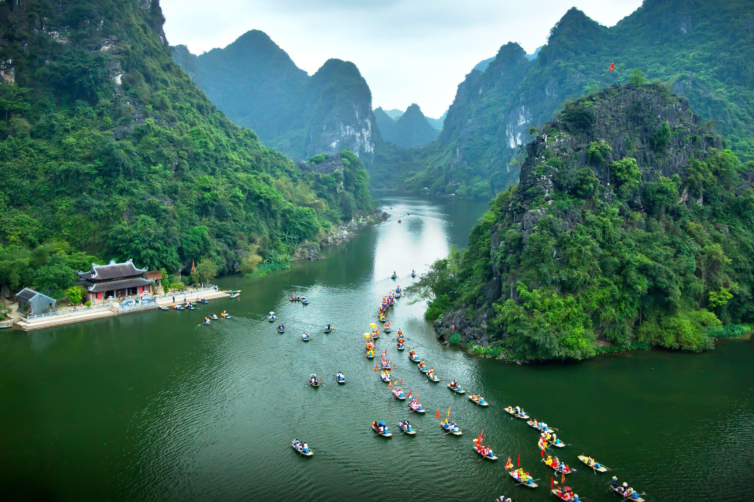 2-Day Hanoi to Ninh Binh - Vietnam Itinerary