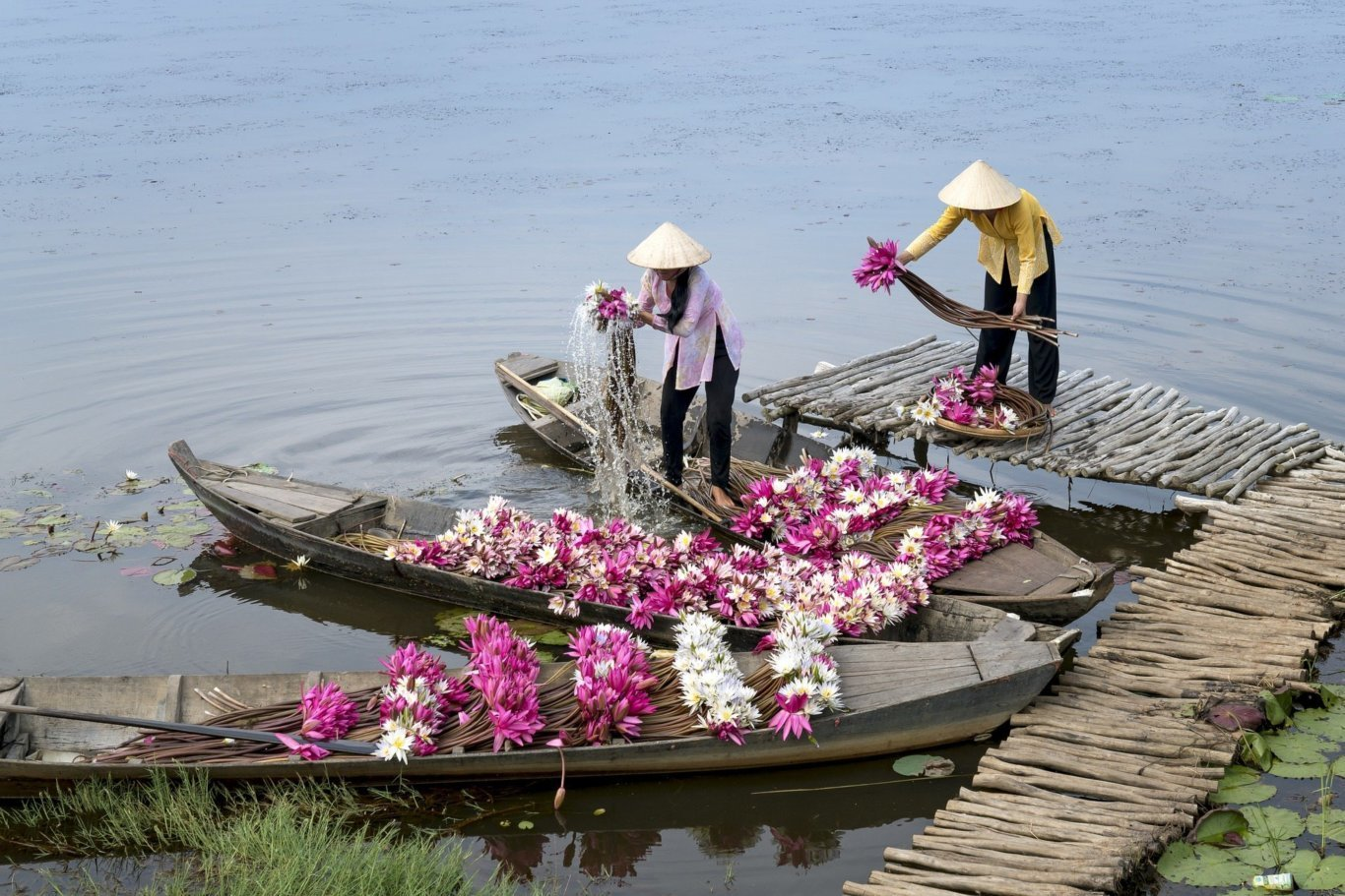 4-Day River to the City in Southern Vietnam - Vietnam Itinerary