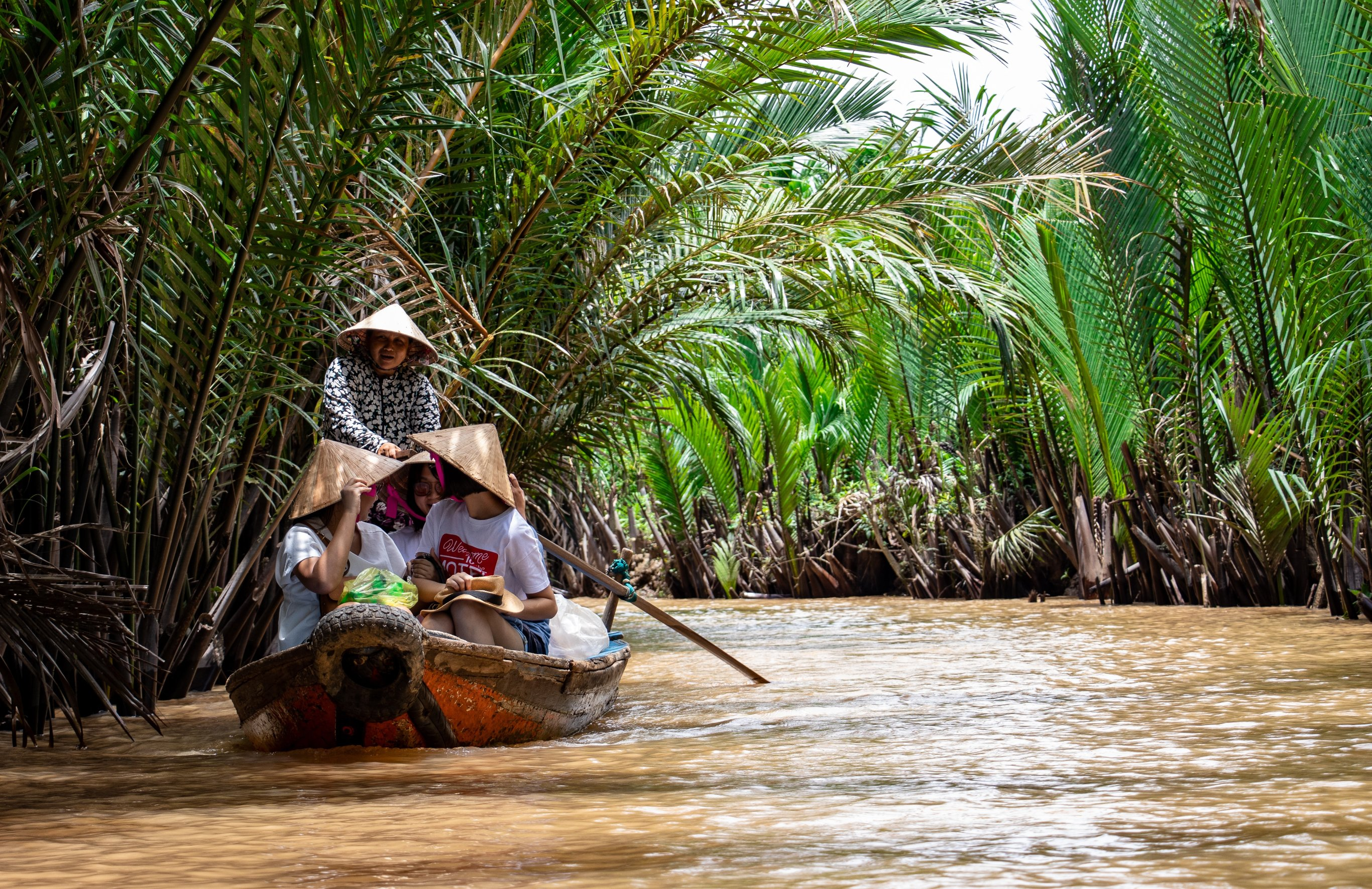 8-Day Cycling in the Rural Mekong Delta - Vietnam Itinerary