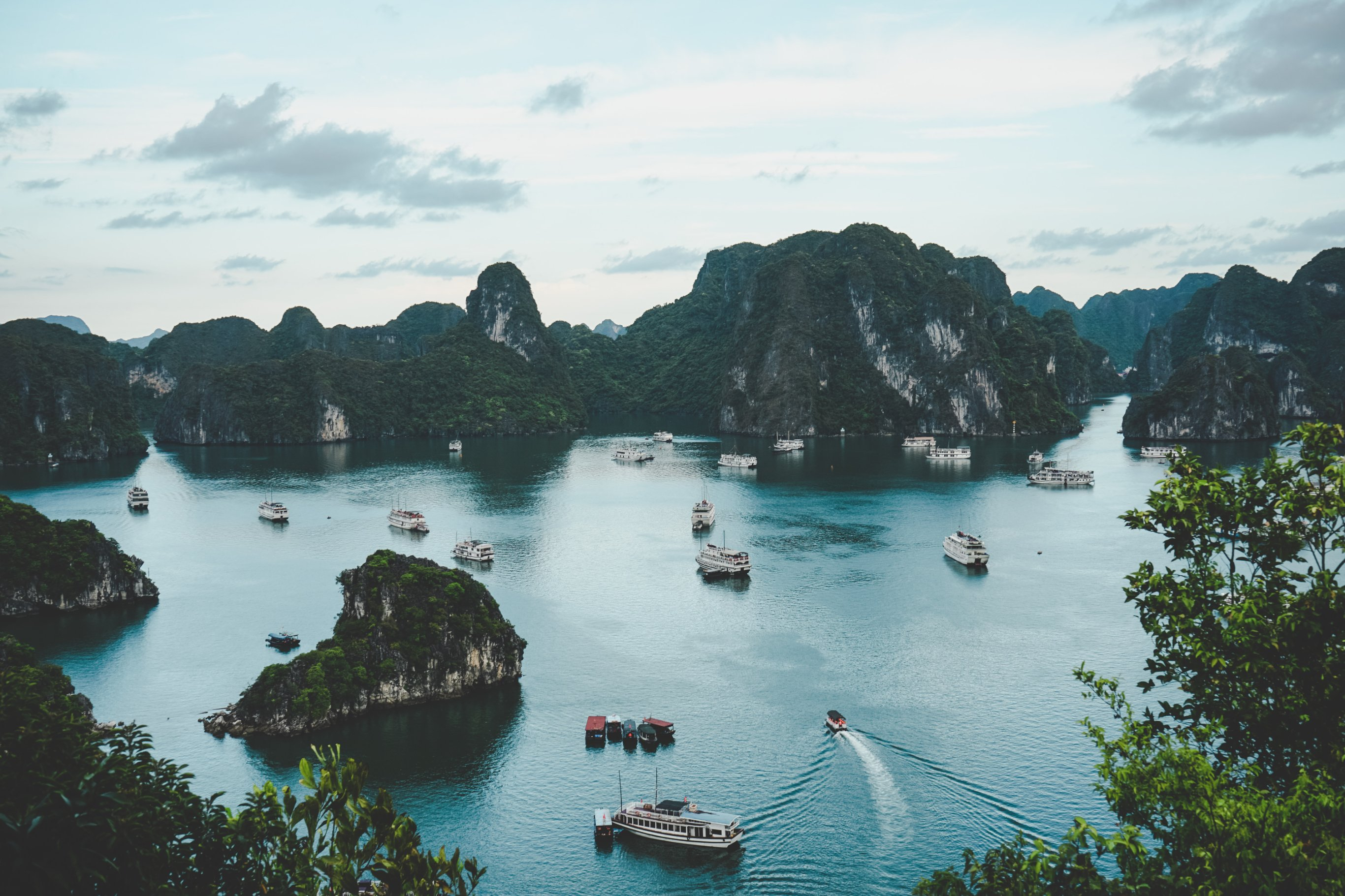 1-Day On Halong Bay - Vietnam Itinerary