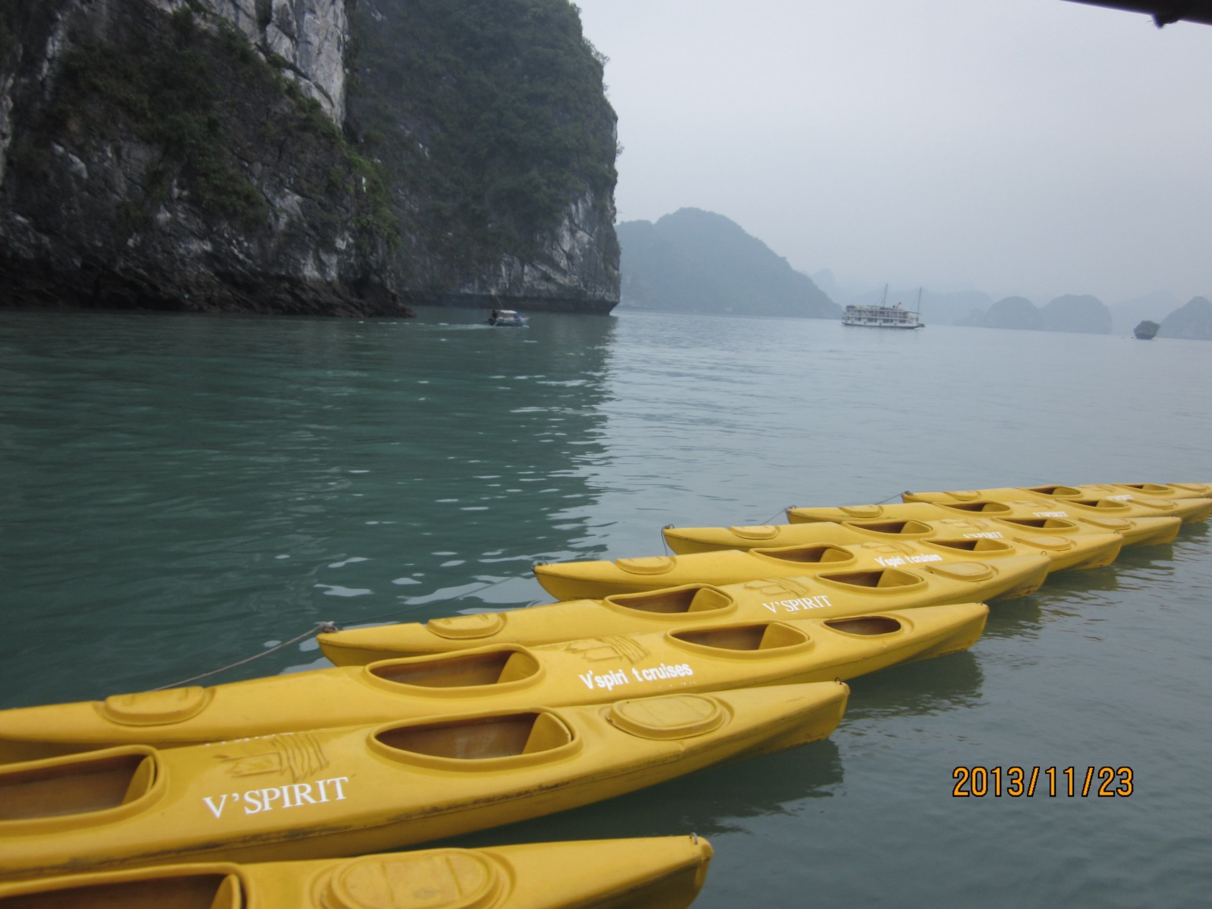 5-Day Northern Vietnamese Landscape - Vietnam and United States Itinerary